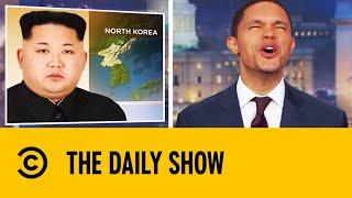 Video Kim Jon Un's Awkward Birthday Celebrations | The Daily Show MP3, 3GP, MP4, WEBM, AVI, FLV April 2018