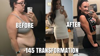 Video -145 Pound Weight Loss Transformation. Before and After Photos/Videos MP3, 3GP, MP4, WEBM, AVI, FLV Agustus 2019
