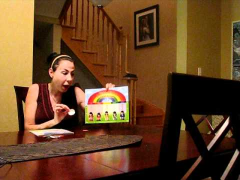 Today I Ate A Rainbow Review -Mom Review x2