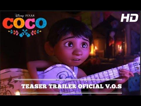 Coco - Teaser tráiler oficial en V.O. subtitulado en español?>