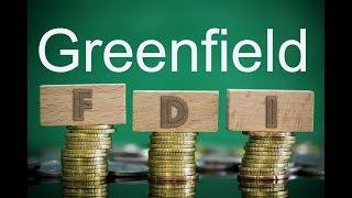 Greenfield FDI