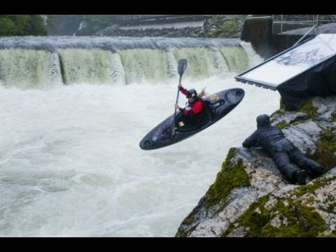 Running, Biking, and Kayaking – Red Bull Divide and Conquer 2012 Canada