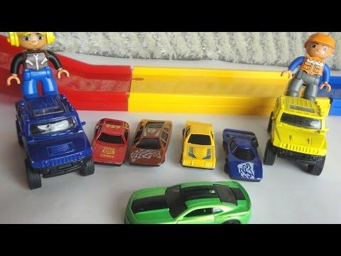 Машины джип гонки фото