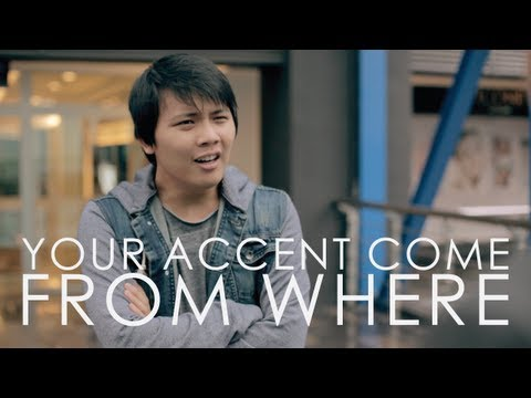 accent - Because we all have that few people in our lives who have accents all too surprisingly. Well, at least this is how it is from where I'm from. A big thanks to our banana friends from over the...