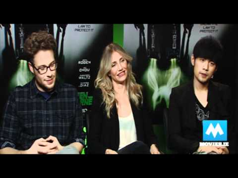 Cowboys Aliens Intervi - The stars of The Green Hornet sit down with Paul Byrne. And proceed to talk dirty. Very, very dirty. Interview first seen on http://www.Movies.ie First of al...