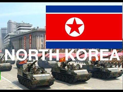 FIVE DAYS IN NORTH KOREA