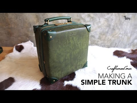 Simple Trunk #LeatherAddict EP55