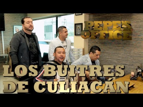 LOS BUITRES DE CULIACAN CON TEMA INÉDITO EN LA OFICINA - Pepe's Office - Thumbnail