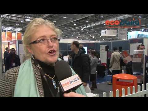 Ecobuild 2017: Laura Sandys, Challenging Ideas