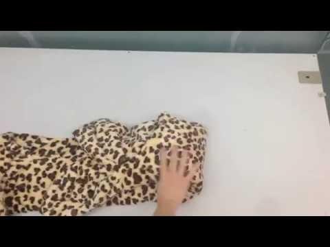 Kigu Kawaii - Leopard Bear Animal Adult Kigurumi Pyjamas Onesies - Unboxing