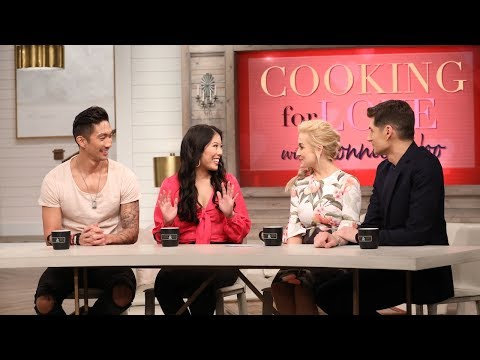 """Cooking For Love"": Find Out Who Theresa Picked As Her Date! - Pickler & Ben"