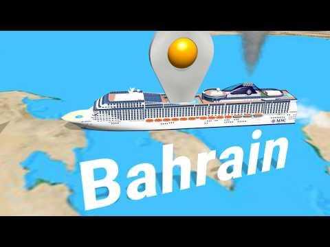 MSC Bellisima Itinerario Emirati Arabi