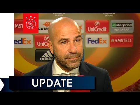 Bosz: ''Ik heb een goed Ajax gezien''