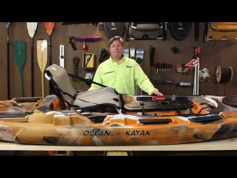 Ocean Kayak Big Game II Features Overiew