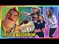 THE NEIGHBOR STOLE OUR FAN MAIL! | HELLO NEIGHBOR REAL LIFE | We Are The Davises