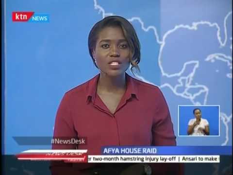 News Desk: Salaries and Renumeration Board Chair Serem talks on Job evaluation report