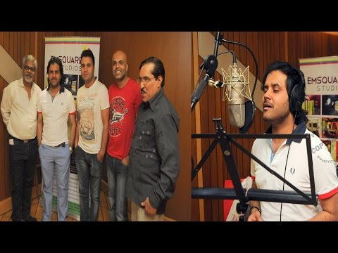 Javed Ali Song Recording For Film Hum Sab Ullu Hain
