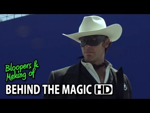 The Lone Ranger (2013) Behind the Magic - Invisible effects