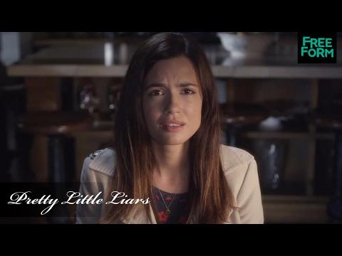 Pretty Little Liars | Season 5, Episode 11 Clip: Melissa's Confession | Freeform