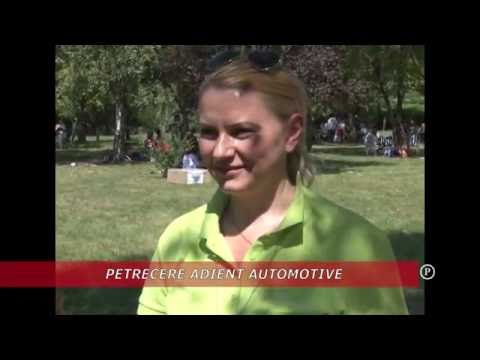 Petrecere Adient Automotive