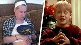 Macaulay Culkin Reacts to the Home Alone Reboot and It's MAJOR