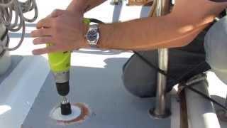 Through the Portlight - DIY Boat Installation Part 1
