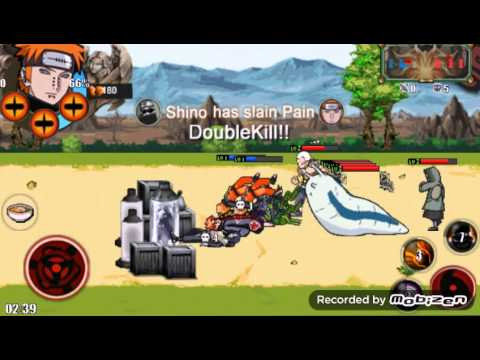 download game naruto senki mod play store