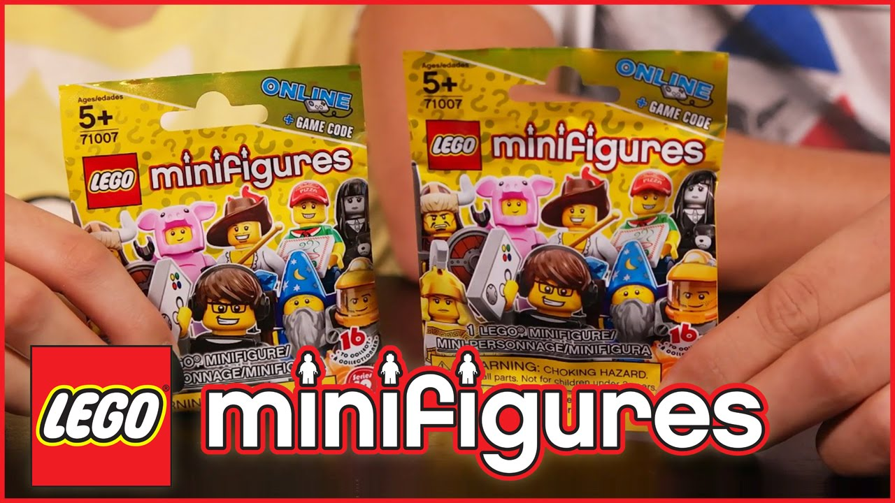 Lego Mini Figures SERIES 12
