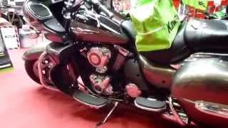 7. 2013 Kawasaki VN 1700 Voyager 73 Hp * see also Playlist