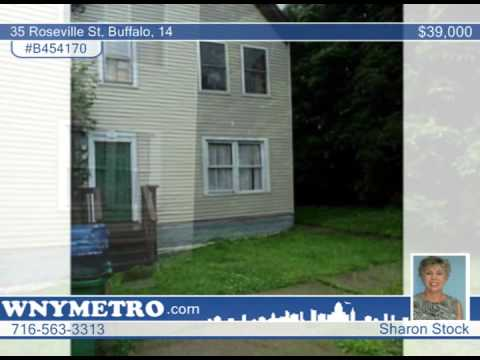 35 Roseville St  Buffalo, 14 Homes for Sale | wnymetro.com