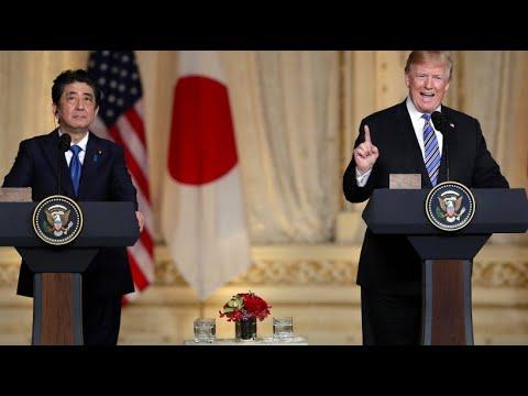 USA und Japan verhandeln über Handelsabkommen TPP