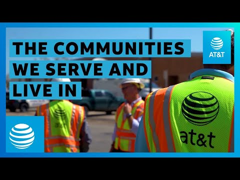 AT&T Teams Respond After Hurricane Harvey | AT&T