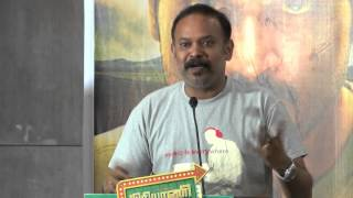 Actor karthi is a brilliant womanizer in biriyani - Director Venkat Prabhu
