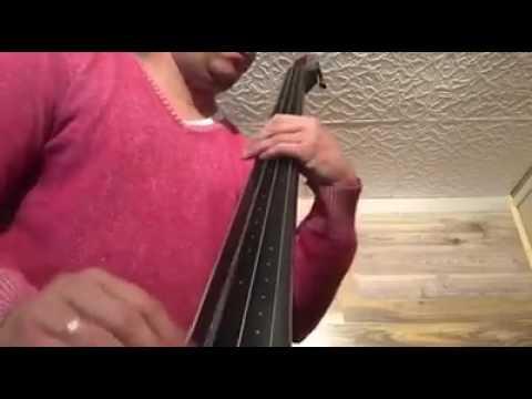 Double Bass Amores Como El Nuestro - Christian Garrido