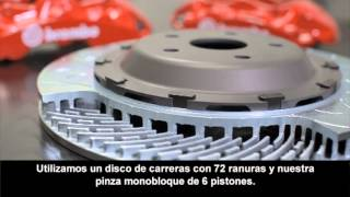 Brembo's role in Fast&Furious 6 Spanish Subtitled