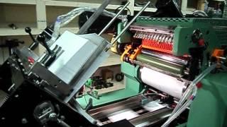 2012 Rebuilt Halm Super Jet 2 Color Envelope Press Sn 2271rc LIKE NEW With MIP For Sale Jp-twod-6d
