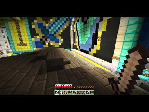 Minecraft Adventure Husiek & Kina - The Golden City Part III - Wybaczcie za brak II Partu :(