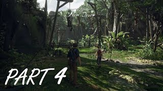 Uncharted 4 Thief's End | Chapter 18 | New Devon (4/4) | PlayStation 4 (PS4) Game play