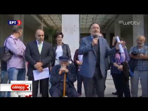 Π. Λαφαζάνης: «Όσοι αγωνίζονται δεν απολογούνται» | ΕΡΤ