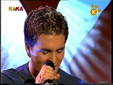 Alexander Klaws- Free Like The Wind  / KIKA Kikania, 2003,LIVE /