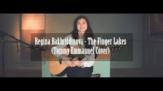 Regina Bakhritdinova - the finger lakes