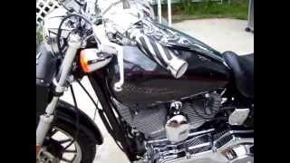 10. 2005 Harley Davidson Dyna Super Glide Custom FXDXI-C