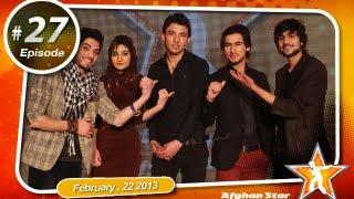 Afghan Star Season 8 - Episode.27 - Top 5 Performance Show