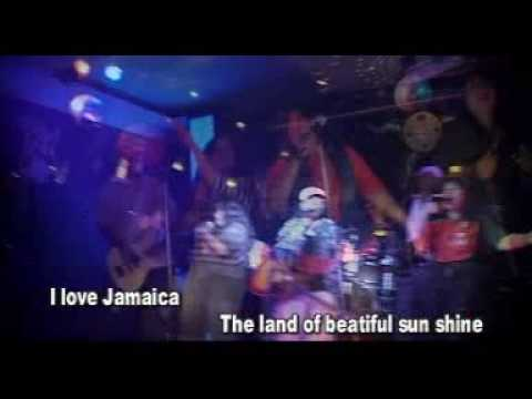 I Love Jamaica - Abouwhim - Surabaya