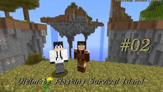 Floating Island Survival #02