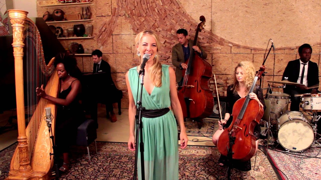 It's a Man's, Man's, Man's World – Orchestral Funk James Brown Cover ft. Morgan James