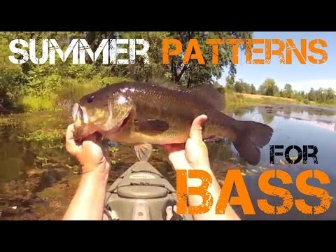 Bass Fishing- Lakes and Ponds
