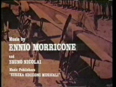 Il Mercenario (1968) Opening Sequence