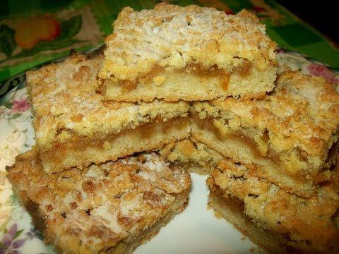 Тертый яблочный пирог рецепт с фото