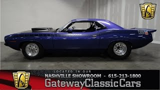 Nonton 1970 Plymoth Barracuda AAR Tribute - Gateway Classic Cars of Nashville #85 Film Subtitle Indonesia Streaming Movie Download